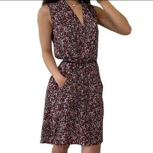Aritzia Wilfred Silk Sabine Dress Size Small